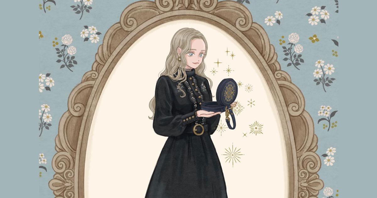 魔法部ファッションメインビジュアル