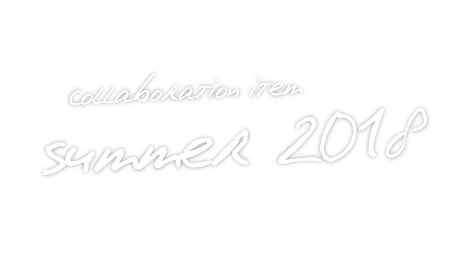 collaboration item summer 2018