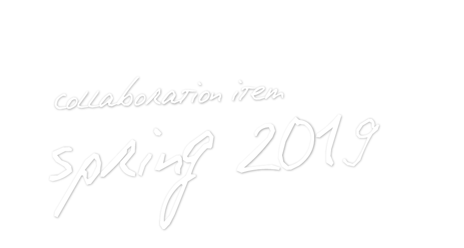 collaboration item spring 2019
