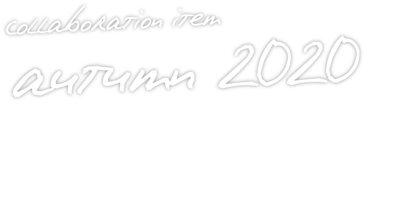 collaboration item autumn 2020