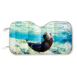 海とかもめ部 ラパス海のアシカが遊ぶ サンシェード