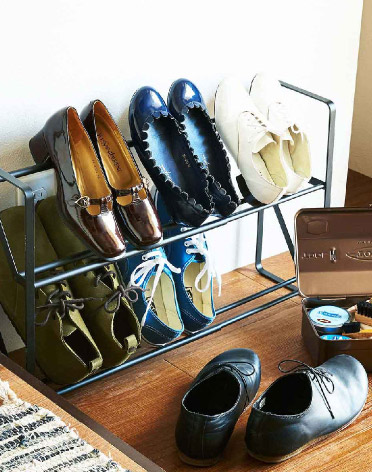 SHOES STORAGE 靴収納